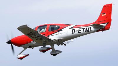 D-ETML - Cirrus SR22T-GTS G6 Carbon - Private