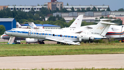 RA-65562 - Tupolev Tu-134 - Russia - Gromov Flight Research Institute