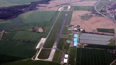 LKPM - Airport - Airport Overview