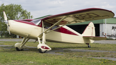 NC77660 - Fairchild 24R-46 - Private