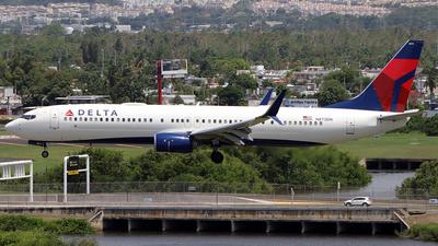 N873DN - Boeing 737-932ER - Delta Air Lines
