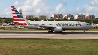 N832NN - Boeing 737-823 - American Airlines