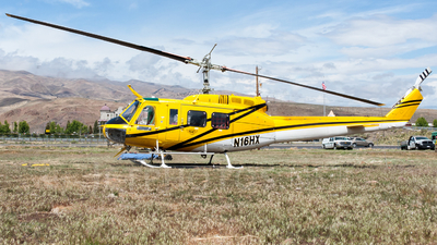 N16HX - Bell 205A-1 - Helicopter Express