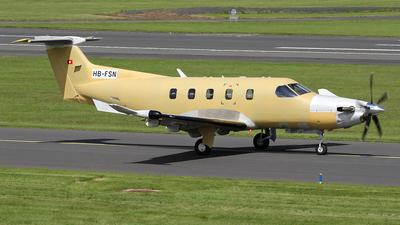 HB-FSN - Pilatus PC-12 NGX - Pilatus Aircraft