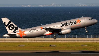 JA01JJ - Airbus A320-232 - Jetstar Japan Airlines