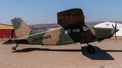 ZS-WWR - Atlas AL-60C-4M Kudu - Private