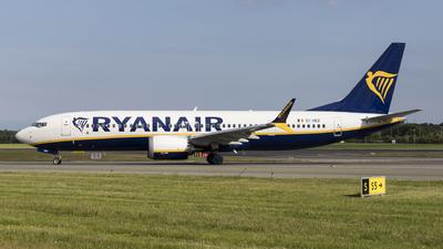 EI-HEZ - Boeing 737-8-200 MAX - Ryanair