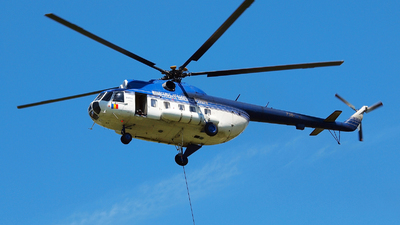 736 - Mil Mi-8PS Hip - Romania - IGAv