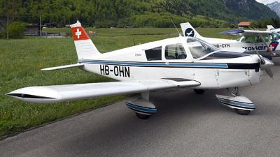 A picture of HBOHN - Piper PA28140 - [2826401] - © Mirko Bleuer