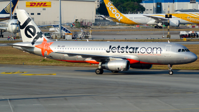 A picture of 9VJSK - Airbus A320232 - Jetstar Airways - © Wafi Ammar - sv.Jet