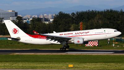 7T-VJC - Airbus A330-202 - Air Algérie