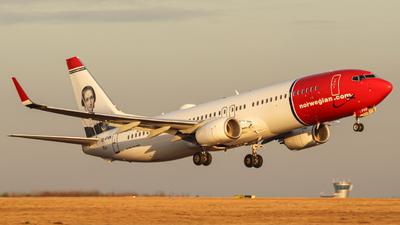 A picture of EIFVN - Boeing 7378JP - Norwegian - © Kaius P.