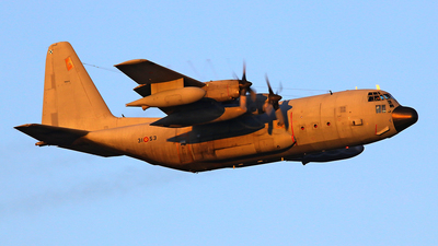 TK.10-11 - Lockheed KC-130H Hercules - Spain - Air Force