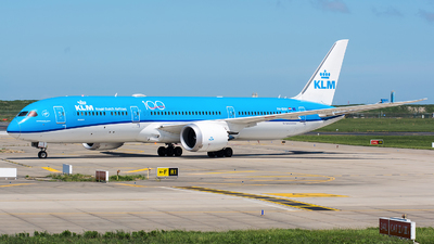 PH-BHM - Boeing 787-9 Dreamliner - KLM Royal Dutch Airlines