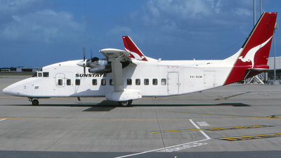 VH-SUM - Short 360-300 - QantasLink (Sunstate Airlines)