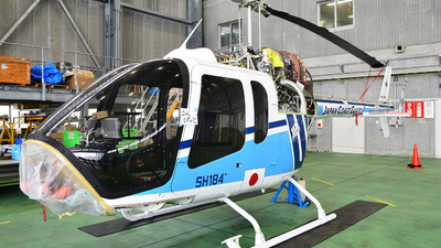 A picture of JA184A - Bell 505 Jet Ranger X - [65032] - © Atsushi Konno