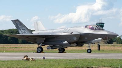 F-001 - Lockheed Martin F-35A Lightning II - Netherlands - Royal Air Force