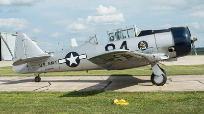 N796WM - North American AT-6D Texan - Private