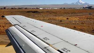 OB-2041-P - Boeing 737-53C - Peruvian Airlines