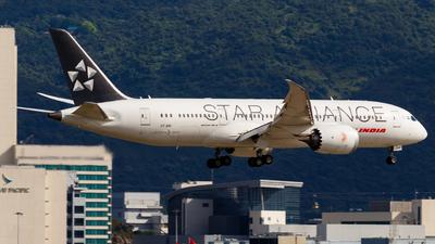 VT-ANU - Boeing 787-8 Dreamliner - Air India