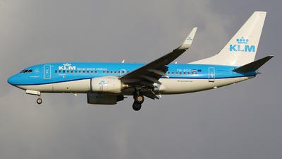 PH-BGG - Boeing 737-7K2 - KLM Royal Dutch Airlines