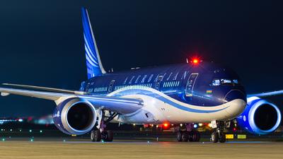 A picture of VPBBS - Boeing 7878 Dreamliner - Azerbaijan Airlines - © Cibulka Tomas