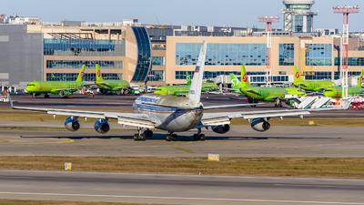 RA-96006 - Ilyushin IL-96-300 - Domodedovo Airlines