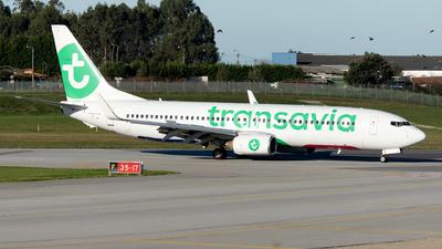 F-HTVL - Boeing 737-84P - Transavia France