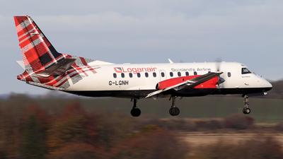 G-LGNH - Saab 340B - Loganair