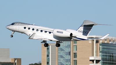 N600GS - Gulfstream G600 - Gulfstream Aerospace