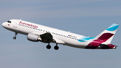 D-ABFO - Airbus A320-214 - Eurowings Europe