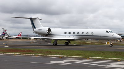 PR-RDD - Gulfstream G550 - Private