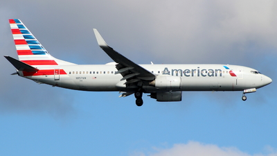 A picture of N957AN - Boeing 737823 - American Airlines - © Andriy Yegorov
