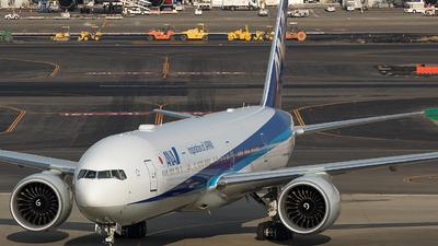 JA796A - Boeing 777-381ER - All Nippon Airways (ANA)