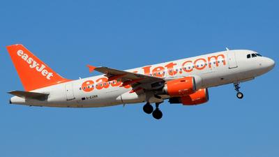 G-EZBB - Airbus A319-111 - easyJet