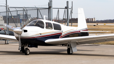 N212WD - Mooney M20F Executive - Private