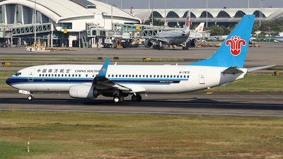 B-7972 - Boeing 737-81B - China Southern Airlines