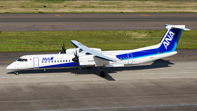 JA844A - Bombardier Dash 8-Q402 - ANA Wings