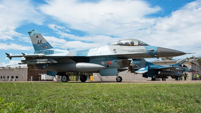 86-0282 - Lockheed Martin F-16C Fighting Falcon - United States - US Air Force (USAF)