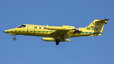 SE-DZZ - Bombardier Learjet 35A - Scandinavian Air Ambulance