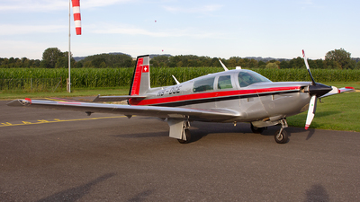 HB-DGE - Mooney M20K-231 - Private