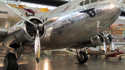 NC19903 - Boeing 307 Stratoliner - Pan American Airways