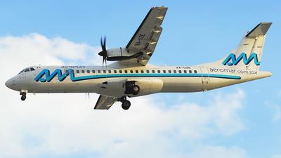XA-UZE - ATR 72-212A(600) - Aeromar