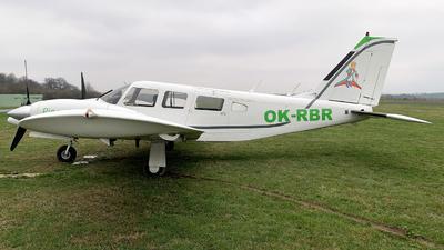 OK-RBR - Piper PA-34-200T Seneca II - Aviaticky klub