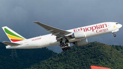 A picture of ETAVN - Boeing 777F60 - Ethiopian Airlines - © Jonathan L