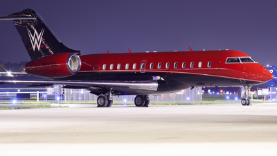 N247WE - Bombardier BD-700-1A11 Global 5000 - Private