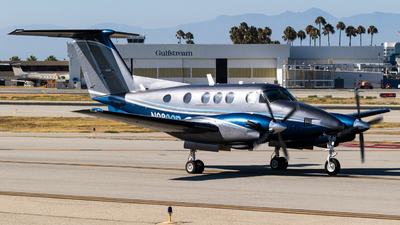 N980CR - Beechcraft F90 King Air - Private