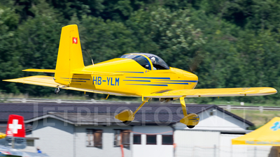 HB-YLM - Vans RV-7 - Private