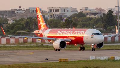 VT-ATG - Airbus A320-251N - AirAsia India