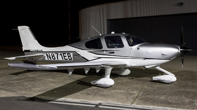 N871EB - Cirrus SR22T-GTS G6 Carbon - Private